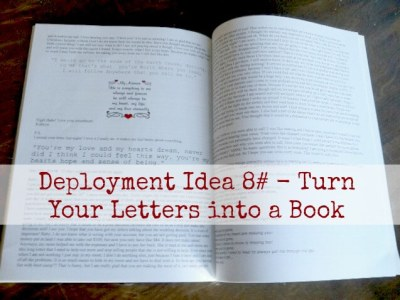 Deployment Idea 8# – Turn Your Letters into a Book