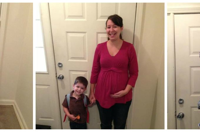 Letting Go: First Day of School