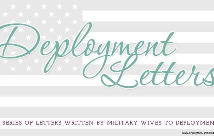 Dear Deployment: Still Finding Joy, Hope