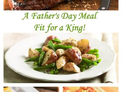 Father's Day Meal