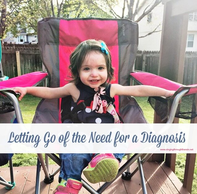 Letting Go of the Need for a Diagnosis