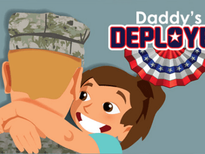 Daddy's Deployed Personalized Books (Review & Giveaway)