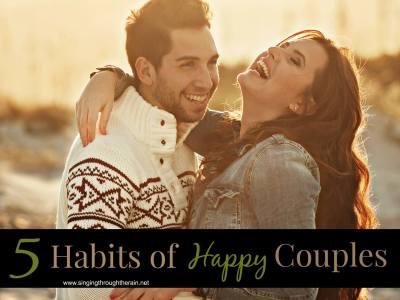 5 Habits of Happy Couples