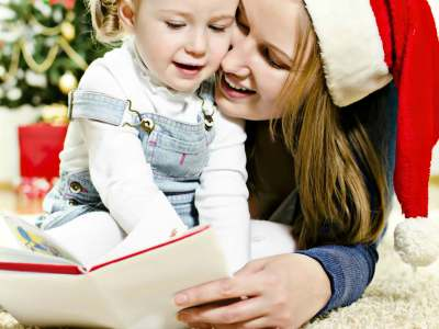 6 Christmas Books for Military Kids
