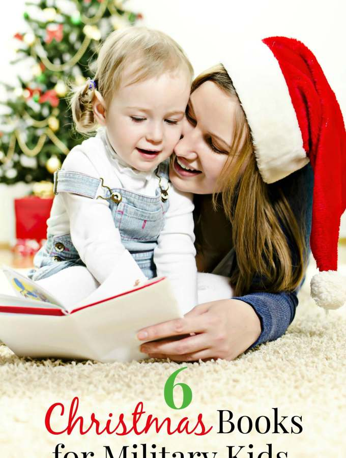 6 Christmas Books for Military Kids