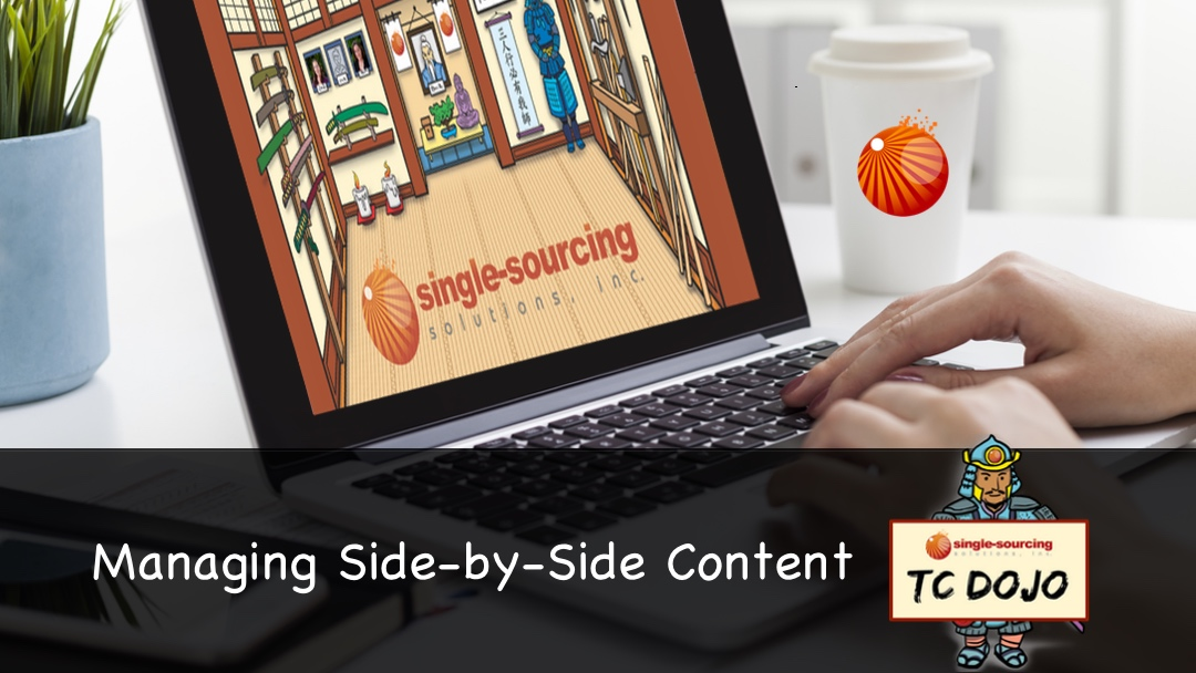 Managing Side-By-Side Content