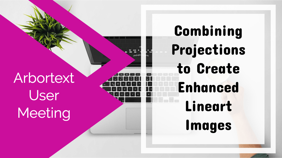 Combining Projections to Create Enhanced Lineart Images [Arbortext User Meeting]