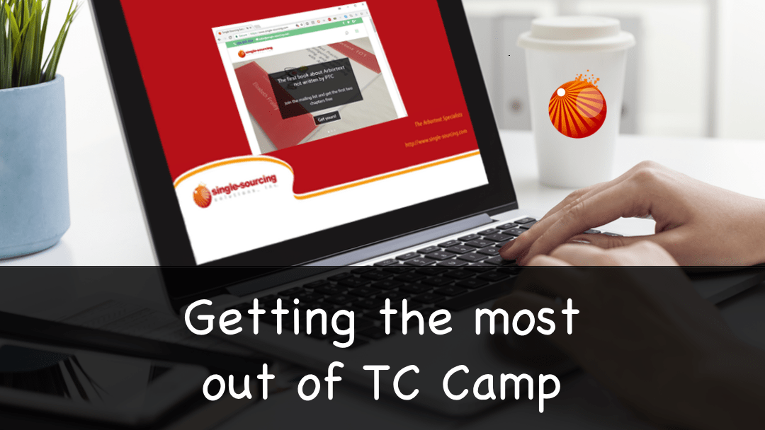 Getting the most out of TC Camp post image