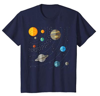 space shirt
