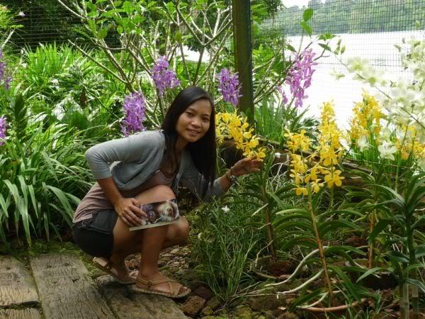 Indonesian Girl on Bali