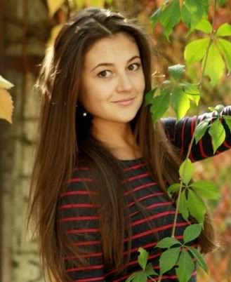 Nadia a Ukraine Girl