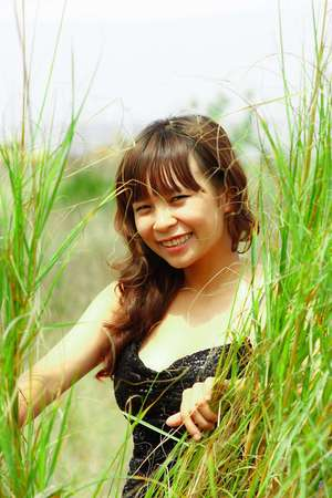 Hoa a Veitnam Girl in Bangkok