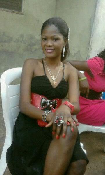 Asha a Kenyan Girl