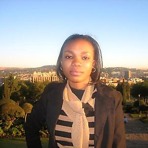 Dova a South African Girl