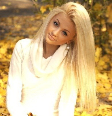 Vesna a Ukrain Girl