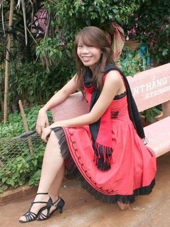 A Vietnam Girl