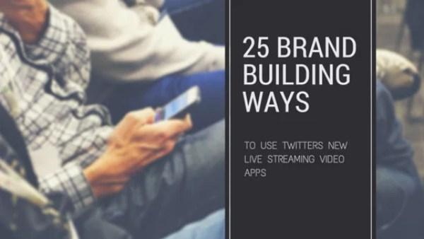 brand building ways twitter
