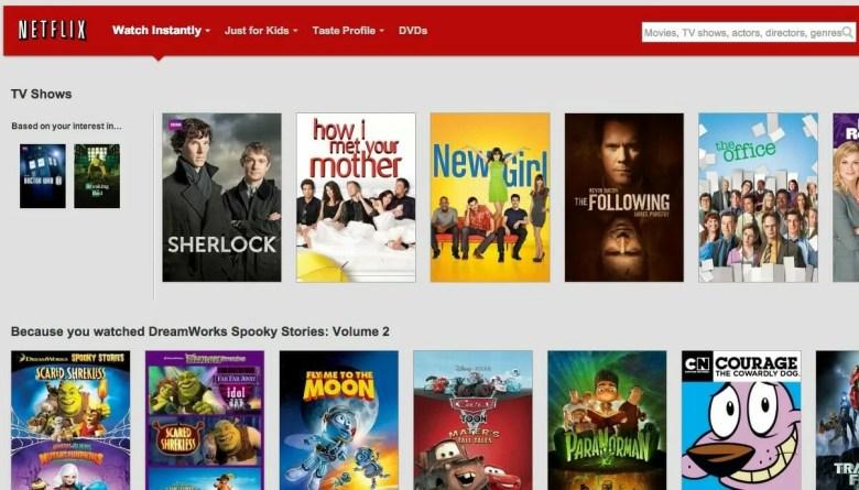 Consigli Netflix