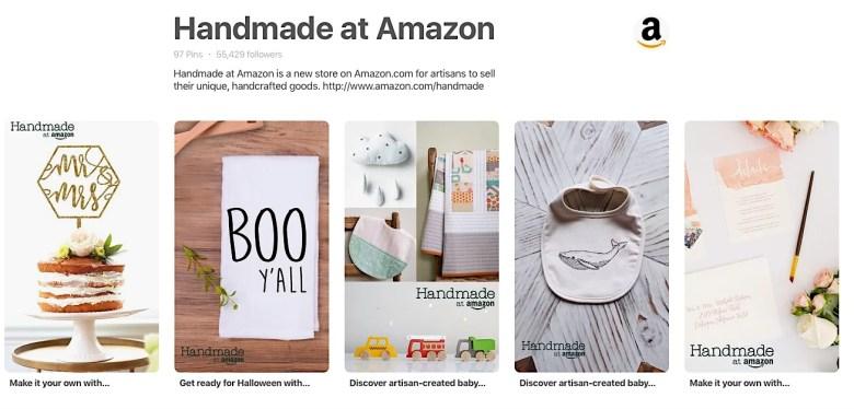Fatto a mano su Amazon