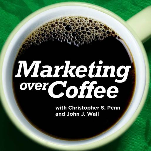 Podcast Marketing Over Coffee