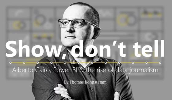 Microsoft Show non dirlo