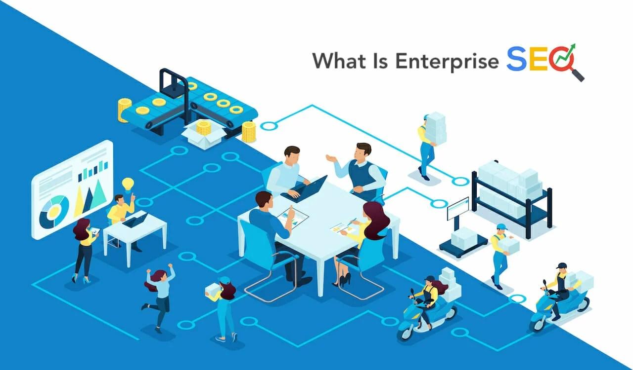 What Is Enterprise Web optimization? (Definition, Examples & Instruments!)