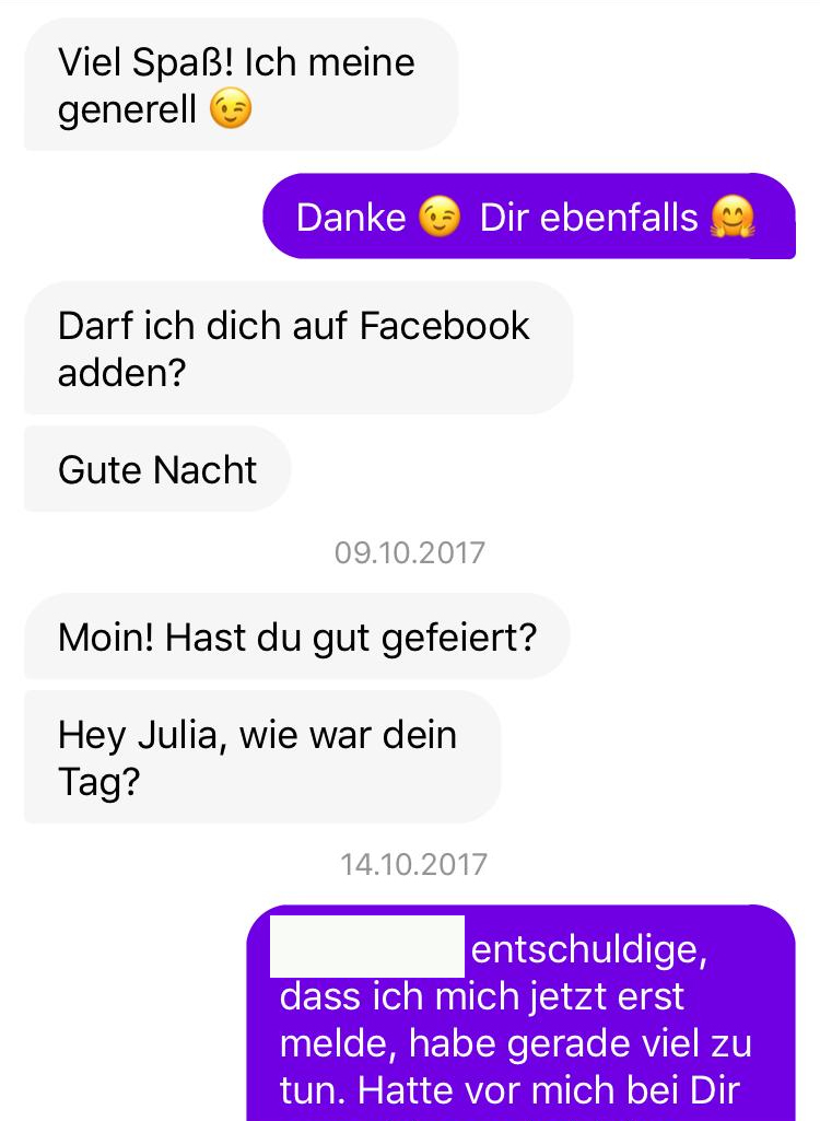 Dating-websites mit chat