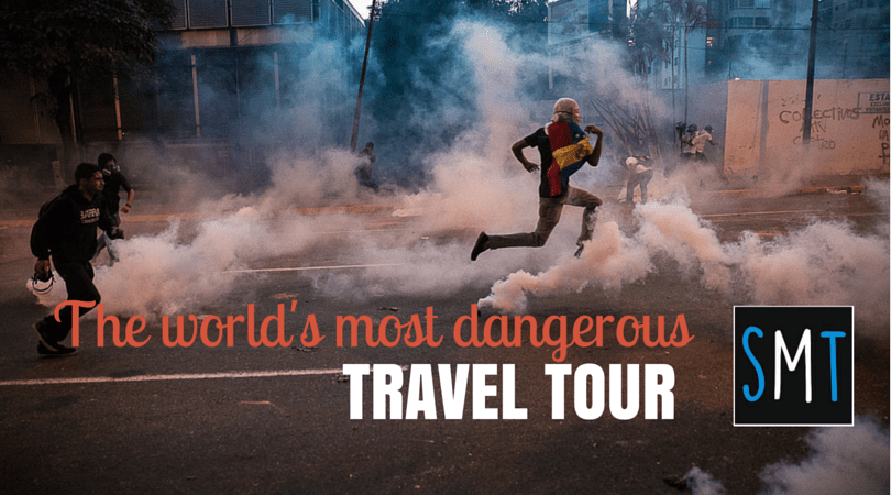 The Ultimate Tour Of The World's Most Dangerous Cities