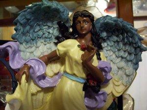 Beautiful Black Angel