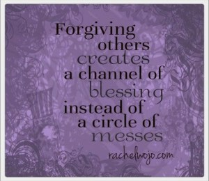 Forgiveness Pin from Pinterest