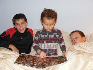 Christmas - Reading II - GNK