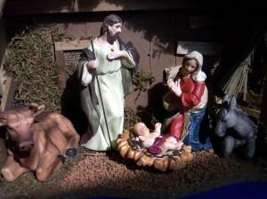 Holy Family - Jesus, Mary, and Joseph