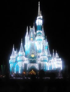 Magic - Cinderella's Castle