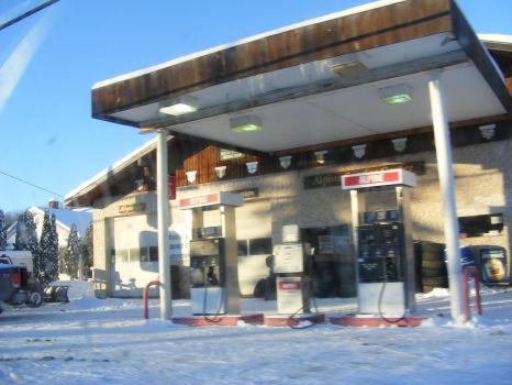 Winter Storm Pax shuts down gas stations