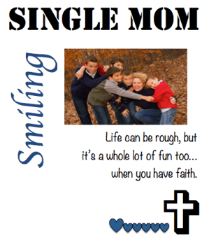 Single Mom And 5 Boys