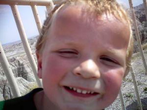 Noah (at 2? years old)