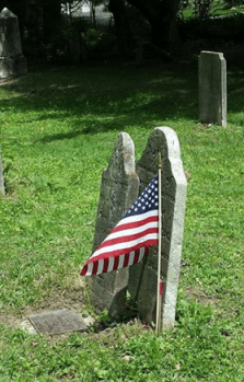 Memorial Day at Local Cemetery
