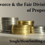 Divorce & the Fair Division of Property
