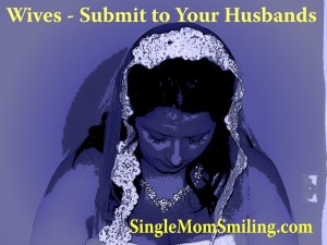 A Blue Bride- Wives Submit to Your Husband - Single Mom