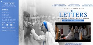 The Letters movie - Mother Teresa