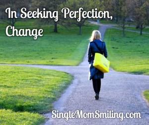A single mom choosing a path after divorce