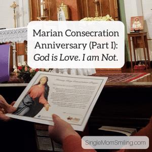 Marian Consecration Catholic Church God is Love!