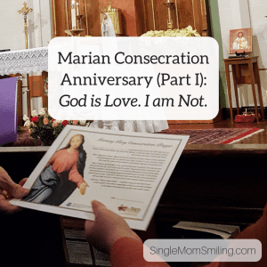 Marian Consecration Catholic Church God is Love!