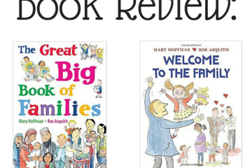 great big book of families welcome to the family