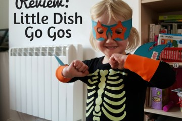 Review Little Dish Go Gos