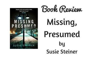 missing presumed book review susie steiner