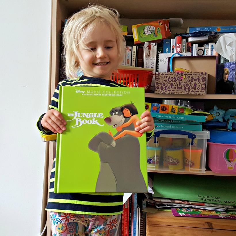 disney book week jungle book