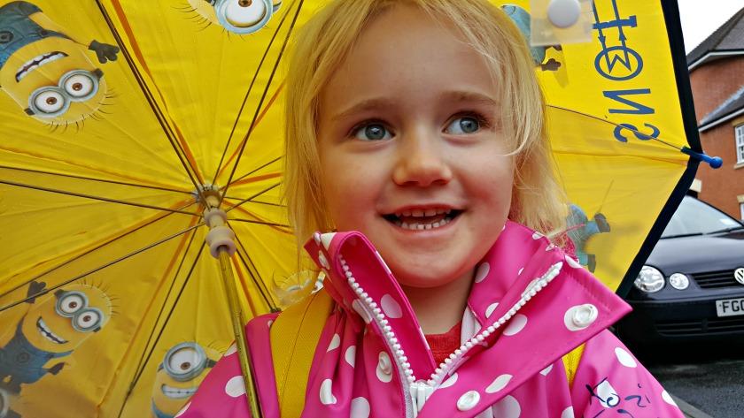 minions umbrella