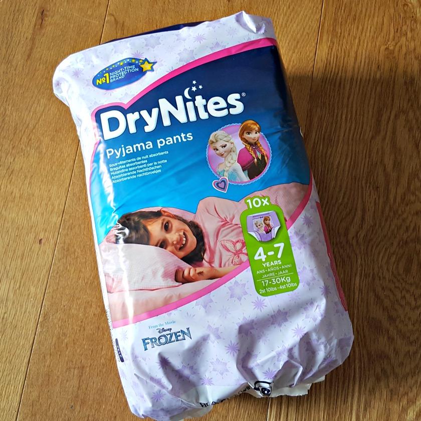 DryNites® Frozen pyjama pants
