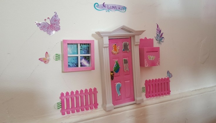 Review Opening Fairy Doors Single Mother Ahoy